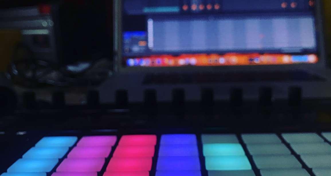 Mise à jour Home studio avec PUSH 2 Ableton Live