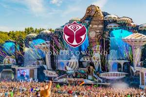 photo illustration Concours DJ Pepsi Tomorrowland scene principale