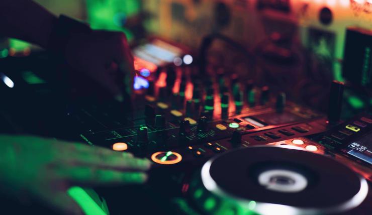 Le bon matos DJ…