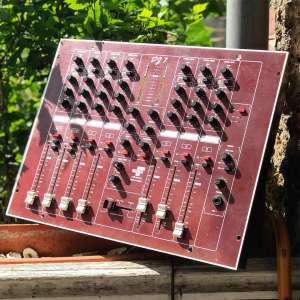 choisir son materiel dj freevox dj 7 club table de mixage
